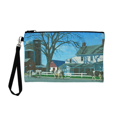 Caught in a Country Moment Clutch Bag