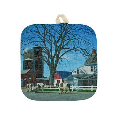 Caught in a Country Moment Pot Holder