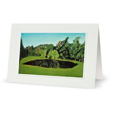 Chassier Pond Greeting Card