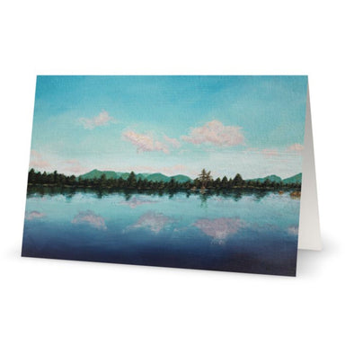 Ebeemee, Maine Greeting Card