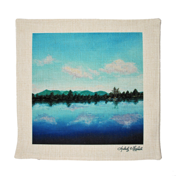 Ebeemee, Maine Pillow Sham