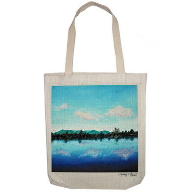 Ebeemee, Maine Tote Bag