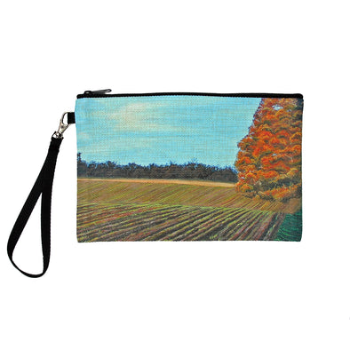 Fall Planting Clutch Bag