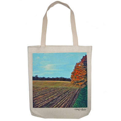 Fall Planting Tote Bag