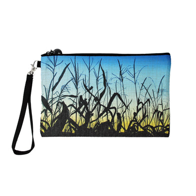 Sunset Corn Clutch Bag