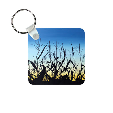 Sunset Corn Keychain