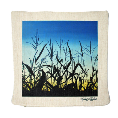 Sunset Corn Pillow Sham