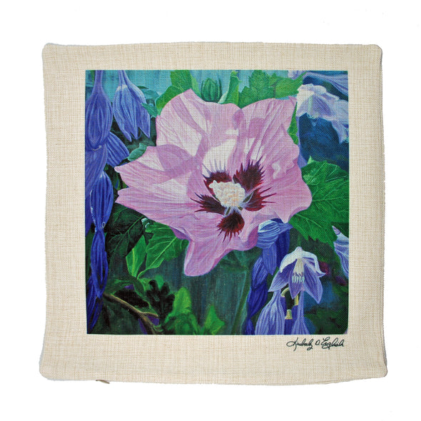 Watson's Mill in Bloom Pillow Sham