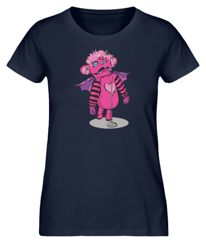 Monsterchen Damen T-Shirt aus Bio-Baumwolle