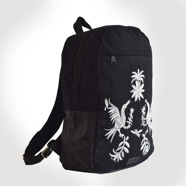BLACK AND GREYS BACKPACK