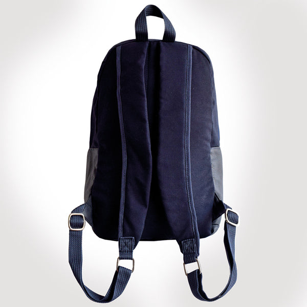 BLUE WITH COLORS BACKPACK