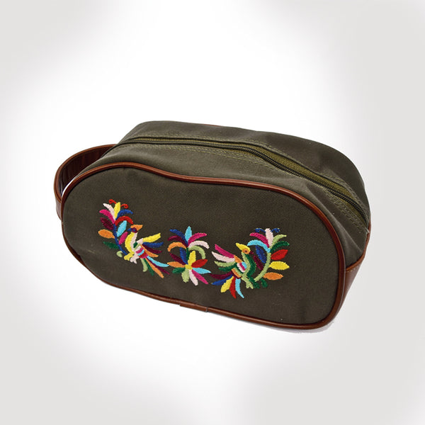 OLIVE AND COLORS COSMETIC BAGS