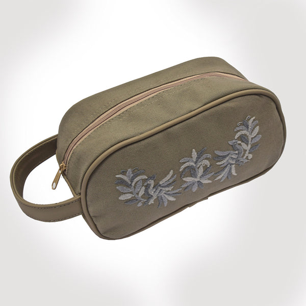SAND AND GREYS COSMETIC BAGS