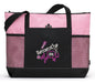Nurse 3, RN, LPN, CNA, Medical Personnel Personalized Embroidered Tote Bag - Simply Custom Life