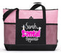 Dental Hygienist / Dental Assistant Personalized Tote Bag - Simply Custom Life