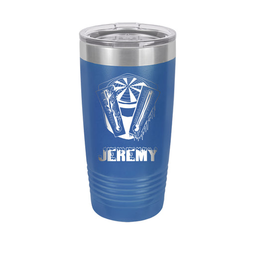 Air Conditioning Personalized Engraved Insulated Stainless Steel 20 oz Tumbler - Simply Custom Life