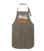 Come on Mommy Light My Fire Personalized Men's BBQ Apron - Simply Custom Life