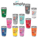 Medical RN Personalized UV Printed Insulated Stainless Steel 16 oz Tumbler - Simply Custom Life