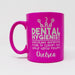 Someone Has to Clean Your Dirty Mouth Dental Hygienist  Personalized Engraved Ceramic 11 oz Coffee Mug - Simply Custom Life