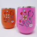 Medical Nurse Personalized 12 oz Insulated Stemless Wine Tumbler - Simply Custom Life