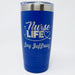 Nurse Life 2, RN, LPN Personalized Engraved Insulated Stainless Steel 20 oz Tumbler - Simply Custom Life