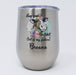 Keep Your Bullshit Out of My Pasture Personalized Insulated Stemless Stainless Steel 12 oz Tumbler - Simply Custom Life