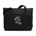 Spit Happens Personalized Embroidered Tote - Simply Custom Life