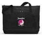 Veterinarian/ Vet Tech Personalized Embroidered Tote Bag - Simply Custom Life