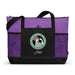 Simply Custom Life Tote Bag Purple / Yes please include the organizer Retired School Teacher Been There Taught That Tote Bag with Mesh Pockets