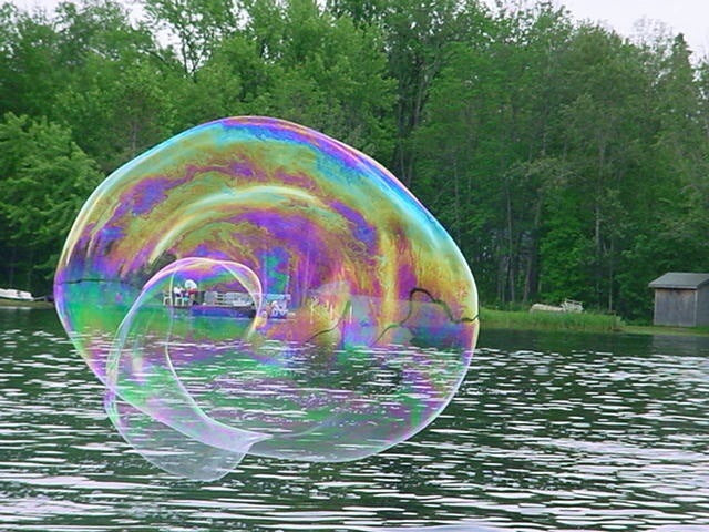beeboo Big Bubble Bubble Toy Bubble Mix