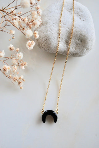 Cloélie Bijoux - Collier Mini-Moon