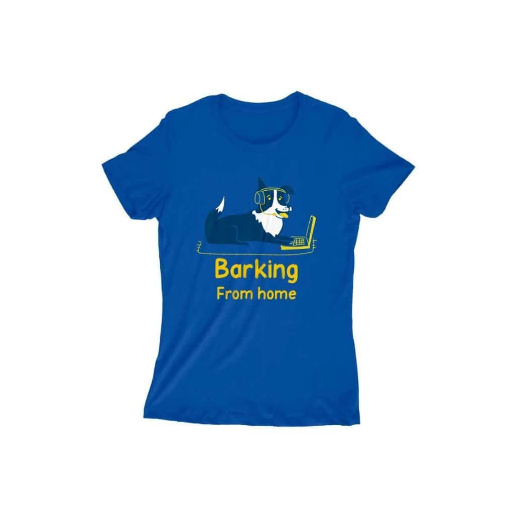 Barking from home - Women