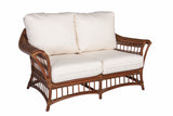Java Point Outdoor Love Seat