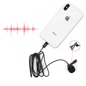 External Microphone for apai® (5 ft.)