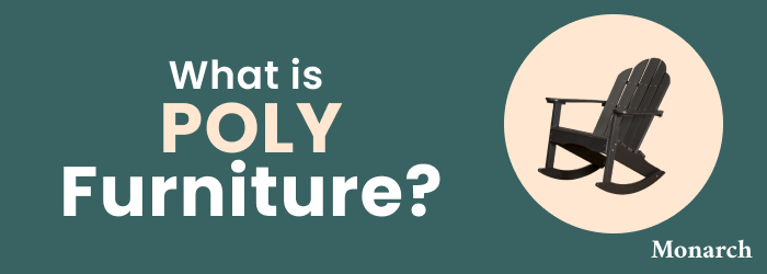 What is Poly Furniture Banner