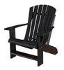 Wildridge Black Heritage Adirondack Chair