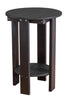Wildridge Black Heritage Balcony Table