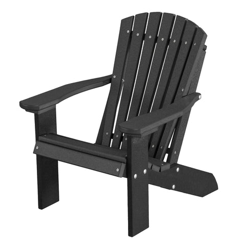 Wildridge Black Heritage Child's Adirondack Chair