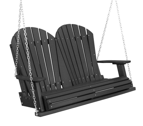Wildridge Black Heritage Two Seat Swing