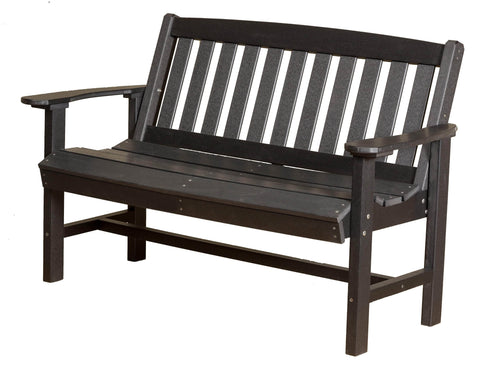 Wildridge Black Mission Bench