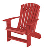 Wildridge Cardinal Red Heritage Adirondack Chair