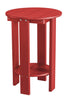 Wildridge Cardinal Red Heritage Balcony Table
