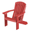 Wildridge Cardinal Red Heritage Child's Adirondack Chair