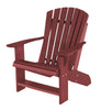 Wildridge Cherrywood Heritage Adirondack Chair