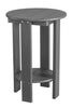 Wildridge Dark Gray Heritage Balcony Table