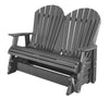 Wildridge Dark Gray Heritage Two Seat Glider