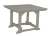 "Wildridge Light Gray 44""x44"" Table"