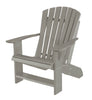 Wildridge Light Gray Heritage Adirondack Chair
