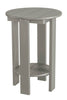 Wildridge Light Gray Heritage Balcony Table