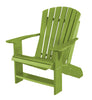 Wildridge Lime Heritage Adirondack Chair